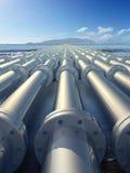 pipeline Arkivbild