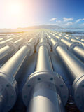 Pipeline Stock Image