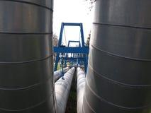 pipeline Arkivfoto