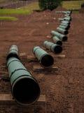 pipeline Royaltyfri Foto