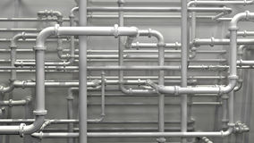 Pipeline Background Royalty Free Stock Photo