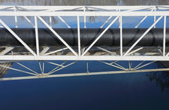 Pipeline Bridge Stock Images