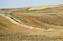 Pipeline Construction Stock Photography