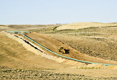 Free Pipeline Construction Royalty Free Stock Images - 6150109