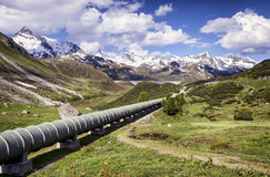 Pipeline Royalty Free Stock Photos