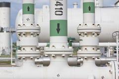 Pipeline transportation Oil Royalty Free Stock Image