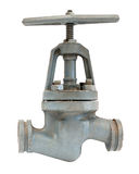 Pipeline valve Royalty Free Stock Photos