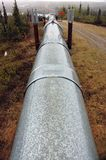 Pipeline View Royalty Free Stock Photo