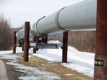 Pipeline views Stock Photos