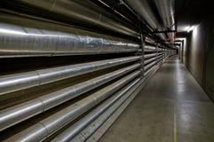 Pipelines arkivfoto