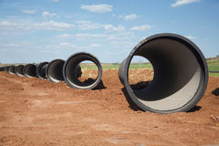 Pipelines Royalty Free Stock Images