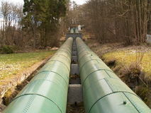 Pipelines stock images