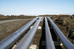 Pipelines Stock Photography