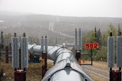 pipelinesikt arkivfoton