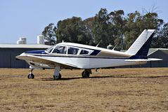 Piper Arrow 200 - Winter Royalty Free Stock Photo