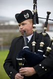 Piper - Cowal Gathering - Dunoon - Scotland Stock Images