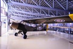 Piper Cub 16 L-18C Fotografia Stock
