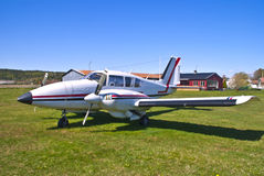Free Piper PA-23 Aztec Royalty Free Stock Photo - 24753775