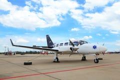 The Piper PA-31 Navajo Royalty Free Stock Image