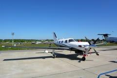 Piper PA-46-500TP Malibu Meridian Stock Image