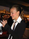 Piper Perabo. At the Toronto Film Festival Royalty Free Stock Photo