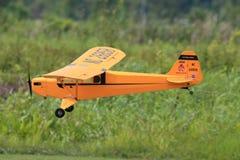 Piper radio control plane Stock Image