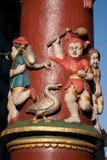 Piper Statue, Bern Stock Image