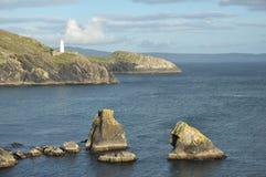 Pipers rocks, Ireland Stock Photography