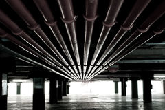 Pipes Stock Photography