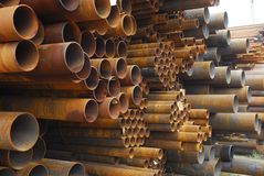 Pipes   Photo stock