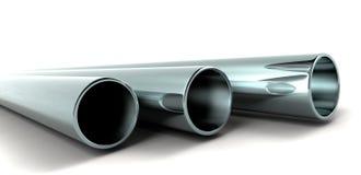 pipes 3d photo libre de droits
