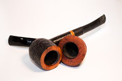 pipes Image libre de droits