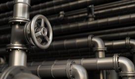 pipes Images libres de droits