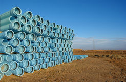 Pipes. Water pipe Stock Image