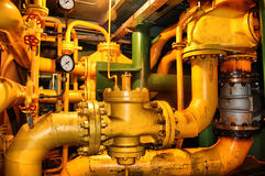 Pipes And Tubes Stock Photography