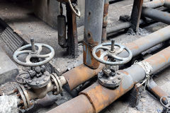 Free Pipes And Valves Royalty Free Stock Photos - 32098898