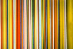 Pipes colorées Image libre de droits