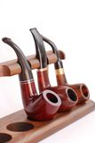 Pipes de tabac image stock