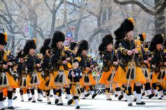 Pipes and Drums Stock Photos