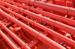 Free Pipes On The Deck Of The Tanker Royalty Free Stock Photos - 11113368