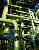 pipes pumprör Arkivbild