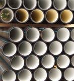 pipes pvc Royaltyfri Foto