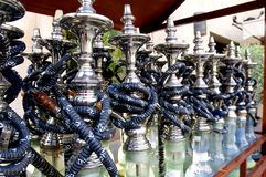 pipes shisha Royaltyfria Bilder