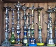 pipes shisha Royaltyfri Foto