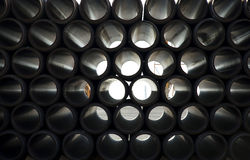 Pipes two Royalty Free Stock Images