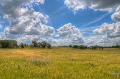 Pipestone-Nationaldenkmal in südwestlichem Minnesota lizenzfreies stockfoto