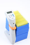Pipette machine  Stock Images