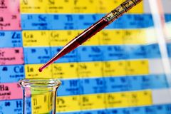 Pipette Stock Photography