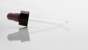 Dropper, pipette Royalty Free Stock Photography