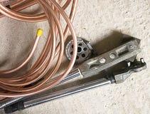 Pipework AC Стоковое фото RF